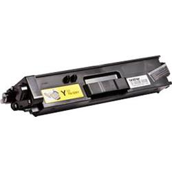 Brother Laser Toner Cartridge High Yield Page Life 3500pp Yellow Ref TN326Y