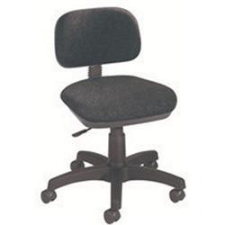 Jemini Typist Chair Charcoal Ref KF50205