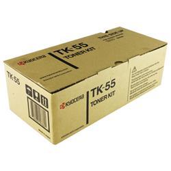 Kyocera FS-1920 Toner Cartridge High Yield 15000 Pages Black Ref TK-55