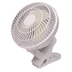 Q-Connect Clip Fan 150mm/6 Inch