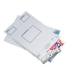 Postsafe Extra Strong Polythene Envelope C4 240x320mm Opaque Pack of 100 Ref P25
