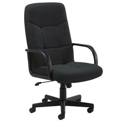 Arista High Back Manager Chair Charcoal Ref KF50161