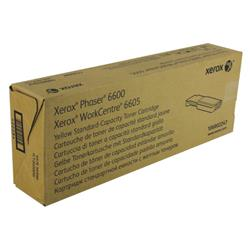 Xerox Phaser 6600/Workcentre 6605 Toner Cartridge Yellow Ref 106R02247