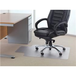 Floortex PVC Carpet Chairmat 920x1210mm Ref 119225LV