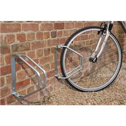 Adjustable Wall Mounted Cycle Rack Pk 3 Ref 357797