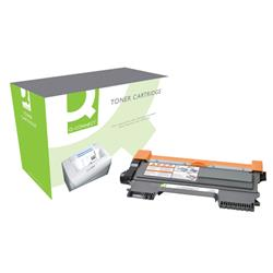 Q-Connect Brother Toner Cartridge High Yield Black Ref TN2220