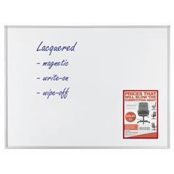 Franken Whiteboard ECO 180 x 120cm Lacquered Steel Ref SC4105