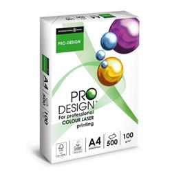 Pro Design Paper 100gsm A4 [500 Sheets] Ref PDFSC21100