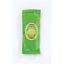 Heinz Salad Cream Sachets Single Portion Ref HEI005 [Pack 200]