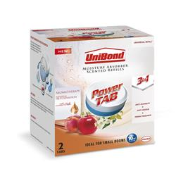 UniBond Pearl Moisture Absorber Refill Ultra-absorbent Aromatherapy Fruit Ref 2092675 [Pack 2]