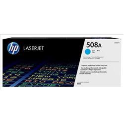 Hewlett Packard HP 508A LaserJet Toner Cartridge Page Life 5000pp Cyan Ref CF361A