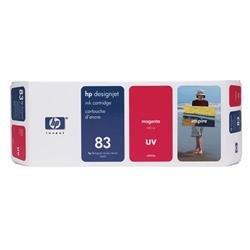 HP Inkjet Cartridge No. 83 UV Magenta 680 ml Ref C4942A