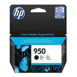 Hewlett Packard (HP) No. 950 Inkjet Cartridge Standard Capacity Page Life 1000pp Black Ref CN049AE #BGX