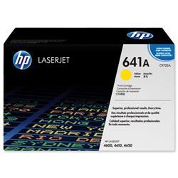 Hewlett Packard HP C9722A Yellow Smart Print Cartridge for Color LaserJet 4600 Ref C9722A