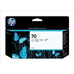 Hewlett Packard [HP] No. 70 Inkjet Cartridge 130ml Light Grey Ref C9451AA