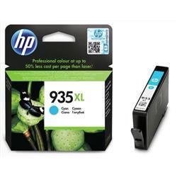 Hewlett Packard [HP] No. 935XL Inkjet Cartridge Cyan Ref C2P24AE