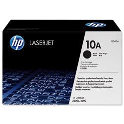 Hewlett Packard HP Q2610A Black Smart Print Laser Toner Cartridge for LaserJet 2300 Ref Q2610A