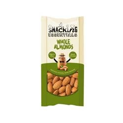 Snacking Essentials Whole Almonds Shot Packs Ref 106240 [Pack 12]