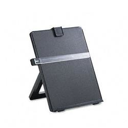 Fellowes Black Workstation Document Holder 21106