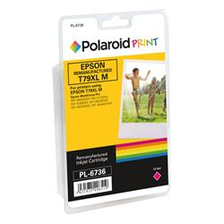 Polaroid Epson 79XL Remanufactured Inkjet Cartridge Magenta T790340-COMP PL