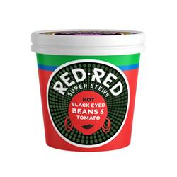 Red Red Super Stew Black Eyed Beans & Tomato Ref 67316146 [Pack 6]
