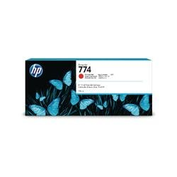 HP 774 775ml Chromatic Red Ink Cartridge P2W02A