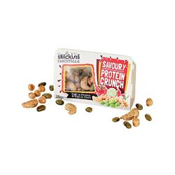 Snacking Essentials Savoury Protein Crunch Snack Pot Ref 512528 [Pack 9]