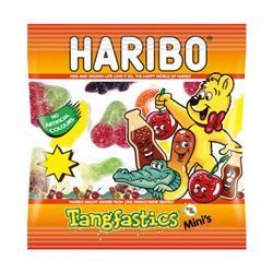 Haribo Tangfastics Small Bag Ref 73143 [Pack100]