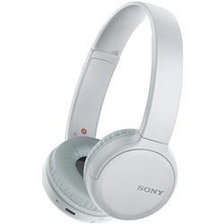 Cuffie Wireless Sony WH-CH510 - Bluetooth - micorofono - controllo volume - bianco
