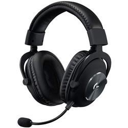 Cuffie con filo Logitech Pro Gaming - USB - microfono - controllo volume - nero
