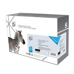 5 Star Office Remanufactured Laser Toner Cartridge 24000pp Black [HP No. 90X CE390X Alternative]
