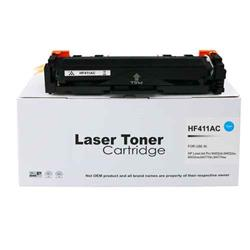 Alpa-Cartridge Compatible HP Cyan Toner CF411A also for HP 411A