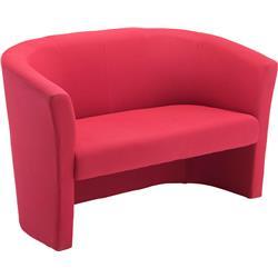 Tub Sofa - Claret Ref OF0100CL