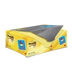 Value Pack Foglietti Post-It® Notes Giallo Canary™ - 76x127 mm - conf. 16+4 GRATIS