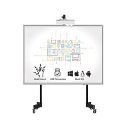 """iRed 200 Bundle Interactive Whiteboard 78"""", Mobile Stand and ST Projector"""