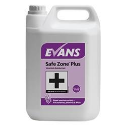 Evans Safe Zone Plus 5 Litres