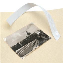 5 Star Office Photo Corners Self Adhesive Vinyl Clear [Pack 250]