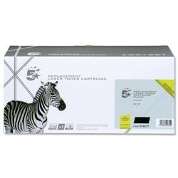 5 Star Office Remanufactured Laser Toner Cartridge Life 1500pp Black [Samsung MLT-D101S/ELS Alternative]