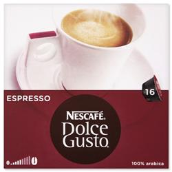 Nescafe Espresso for Nescafe Dolce Gusto Machine Ref 12019859 - Packed 48