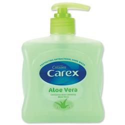 Carex Handwash Liquid Soap with Aloe Vera 250ml Ref 339865
