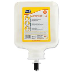 DEB Sun Protect Cream Refill Cartridge 1 Litre SPF30 Ref N03871