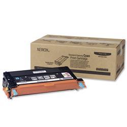 Xerox Cyan 2k Laser Toner Cartridge for Phaser 6180 Series Ref 113R00719