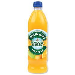 Robinsons Special R Squash No Added Sugar 1 Litre Orange Ref 0402012 [Pack 12]