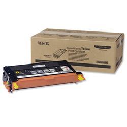 Xerox Yellow 2k Laser Toner Cartridge for Phaser 6180 Series Ref 113R00721