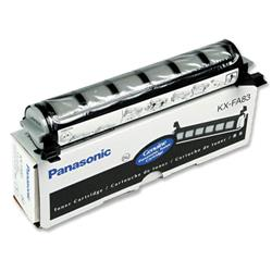 Panasonic Laser Toner Cartridge Black Ref KXFA83X