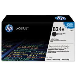 Hewlett Packard HP No. 824A Laser Drum Unit Page Life 35000pp Black Ref CB384A