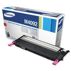 Samsung CLT-M4092S Magenta Toner for CLP-315/CLP-3175 Series Ref CLT-M4092S/ELS