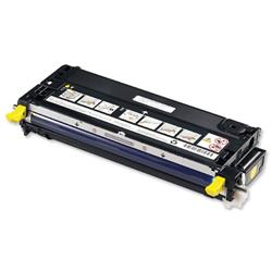 Dell NF555 Standard Capacity Yellow Toner Cartridge for 3110CN Ref 593-10168