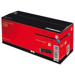 5 Star Office Remanufactured Laser Toner Cartridge 12000pp Black [HP No. 38A Q1338A Alternative]