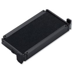 Trodat Typo Printy Ink Cartridge Replacement Black for 4 Lines T6/4912-BK-2PK - Pack 2